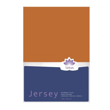 FIX JERSEY LOTUS COMFORT CANNELLE