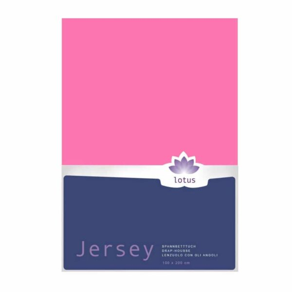 FIX JERSEY LOTUS COMFORT ROSE